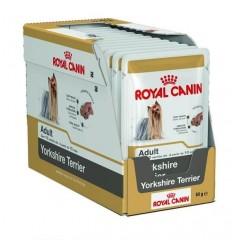 Royal Canin Yorkshire Terrier Adult, Cão, Húmidos, Adulto, Alimento