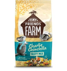 Charlie Tasty Mix Alimento Completo p/ Chinchilas