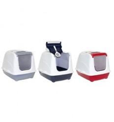 WC Moderna Flip Cat Cinza