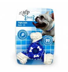 Brinquedo AFP p/ Cão Dental Chicken Triple Joint