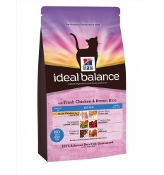 Hill's Ideal Balance Kitten Sem Cereais