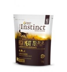 True Instinct Gato High Meat Adulto Frango Criação