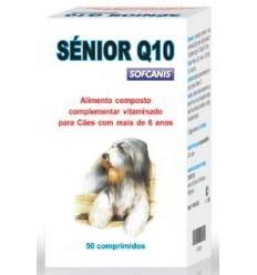 Sofcanis Sénior Q10 50 Cápsulas