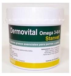 Sofcanis Dermovital Omega 3-6-9 p/ Cães e Gatos 60 cápsulas