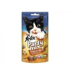 Purina Felix Party Mix Snacks Original 60g