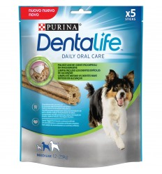 PURINA DentaLife Snacks Medium 12-25kg (5 sticks)