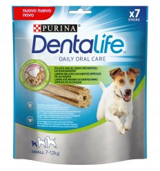 PURINA DentaLife Snacks Small 7-12kg (7 sticks)