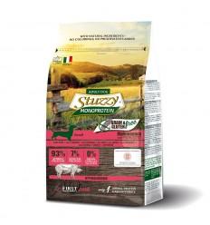 Stuzzy Monoprotein Grain Free Adult Small Porco 800 gr