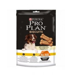 Purina Pro Plan Snacks Biscuit Frango All Size 400g