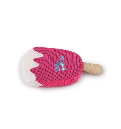 Brinquedo Chill Out p/ Cão Gelado/Morango Hidratante