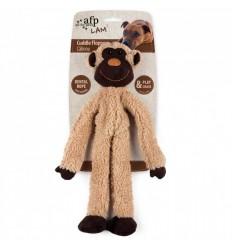 Brinquedo AFP Peluche p/ Cão c/ Corda Dental Macaco (43 cm)