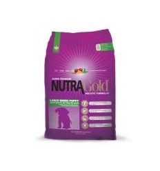 Nutra Gold Large Breed Cachorros 3 Kg