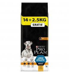 Purina Pro Plan Large Athletic Adult OptiBalance 14kg + 2.5kg OFERTA
