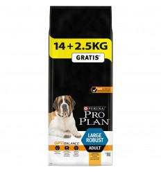 Purina Pro Plan Cão Adult Large Robust Optibalance 14kg + 2.5kg OFERTA