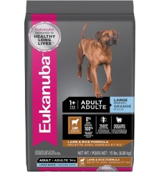Eukanuba Cão Adult Large Breed Borrego