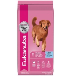 Eukanuba Cão Adult Weight Control Large Breed Frango
