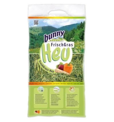 Bunny Nature Feno c/ Vegetais Alimento p/ Coelhos e Roedores 500gr