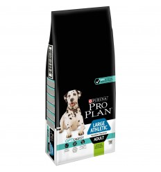 Purina pro Plan Cão Adult Large Athletic Sensitive Digestion Optidigest Borrego