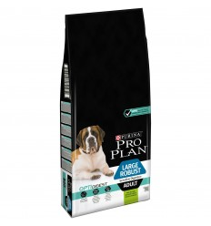 Purina Pro Plan Cão Adult Large Robust Sensitive Digestion Optidigest Borrego
