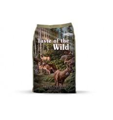 Taste of The Wild Pine Forest Canine Formula com Veado e Legumes