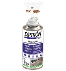 Diptrón Fogger - Insecticida p/ Casas 150ml