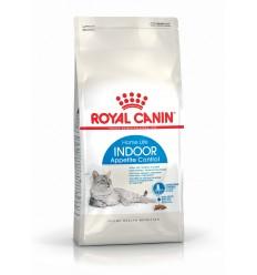 Royal Canin Indoor Appetite Control, Gato, Seco, Alimento/Ração