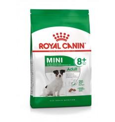 Royal Canin Mini Adult 8+, Cão , Seco, Sénior, Alimento/Ração