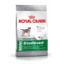 Royal Canin Mini Sterilised, Cão, Seco, Adulto, Alimento/Ração