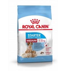 Royal Canin Medium Starter, Cão, Seco, Adulto, Alimento/Ração