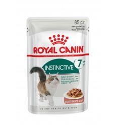 Royal Canin Instinctive +7 (Gravy), Gatos, Húmidos, Sénior, Alimento