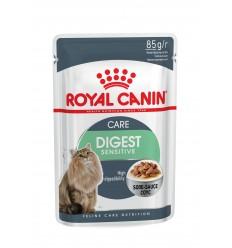 Royal Canin Digest Sensitive (Gravy), Gatos, Húmidos, Sénior, Alimento