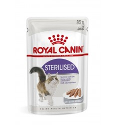 Royal Canin Sterilised (Loaf), Gatos, Húmidos, Adulto, Alimento
