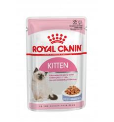 Royal Canin Kitten (Jelly), Gatinhos, Húmidos Alimento