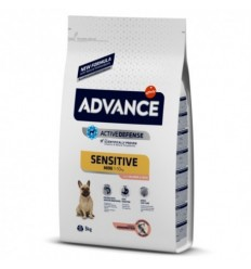 Advance Cão Mini Sensitive Salmão e Arroz