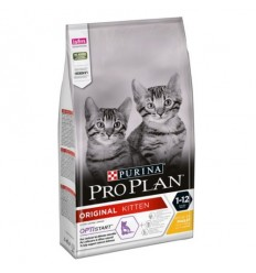 Purina Pro Plan Kitten Frango e Arroz