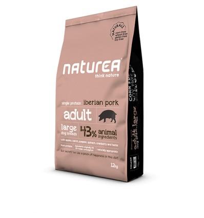 Naturea Naturals Adult Large Breed Iberian Pork