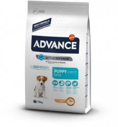 Advance Cão Mini Puppy 7,5kg