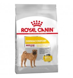 Royal Canin Medium Dermacomfort, Cão, Seco, Adulto, Alimento/Ração