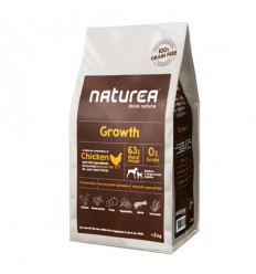 Naturea Growth (Chicken sem Cereais)