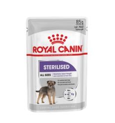 Royal Canin Sterilised All Sizes, Cão, Húmidos, Adulto, Alimento