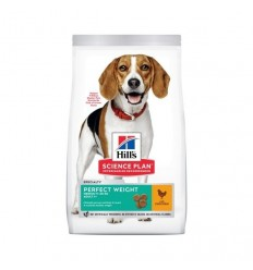 Hill's Science Plan Canine Adult Perfect Weight Medium 10kg