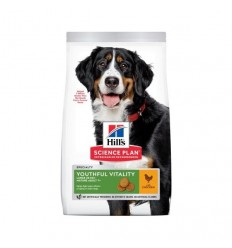 Hill's Science Plan Cão Youthful Vitality 7+ Medium Frango