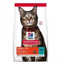 Hill's Science Plan Gato Adult Atum