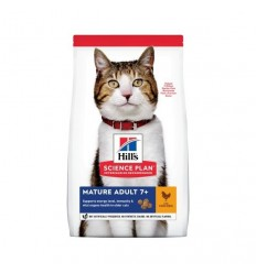Hill's Science Plan Gato Mature 7+ Frango