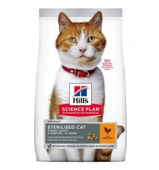 Hill's Science Plan Gato Sterilised Young Adult Frango