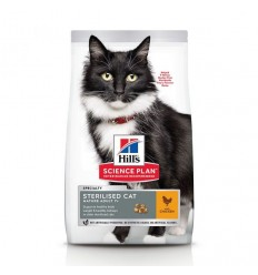 Hill's Science Plan Gato Mature 7+ Sterilised Frango