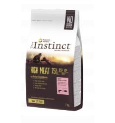 Instinct Cat High Meat Adulto Frango 7kg