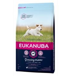 Eukanuba Cão Puppy Raças Pequenas