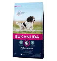 Eukanuba Cão Manutenção Adult Medium Frango
