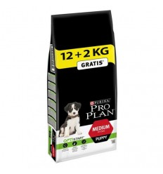 Purina Pro Plan Medium Puppy Optistart (Frango) 12kg +2kg OFERTA